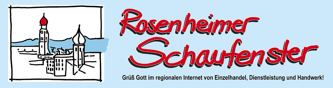 Rosenheimer Schaufenster