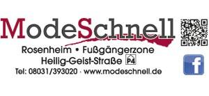 rosenheimer-schaufenster_Logo_Mode_Schnell