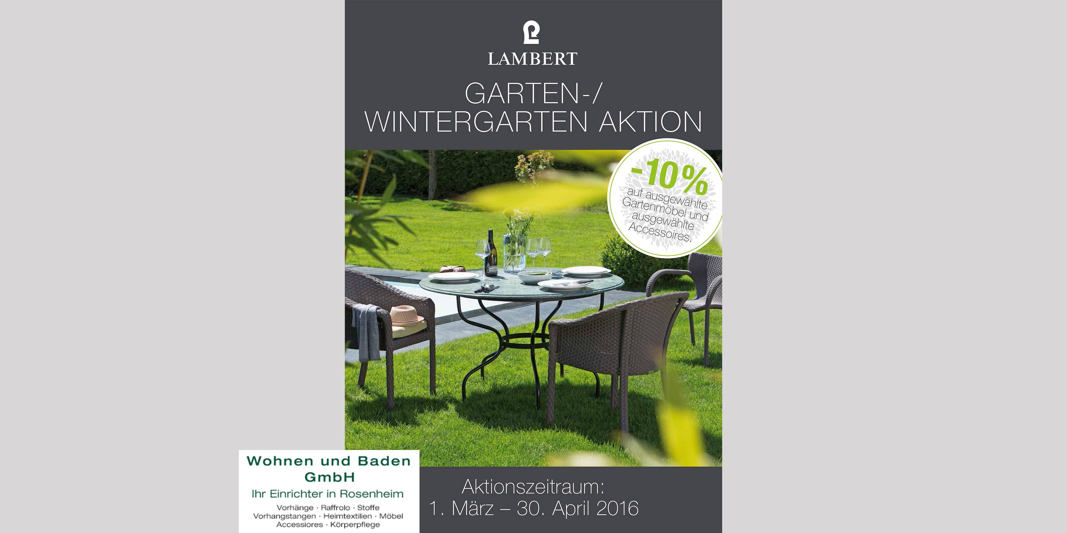 Lambert Gartenmöbel 10 auf ausgewählte gartenmöbel und accessoires lambert