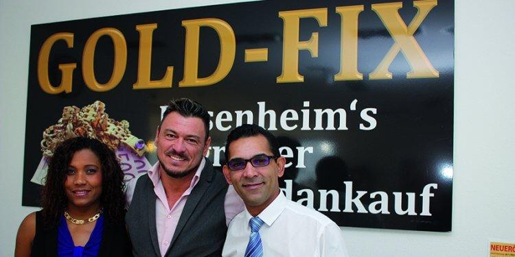 Bei Gold-Fix gibt´s 25% auf Sofortreparatur und 20% auf Trachtenschmuck - jetzt stöbern und testen!