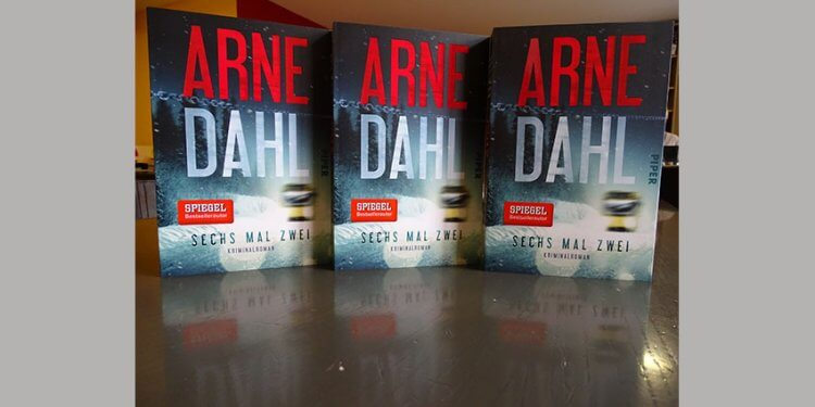 Arne Dahl - SECHS MAL ZWEI