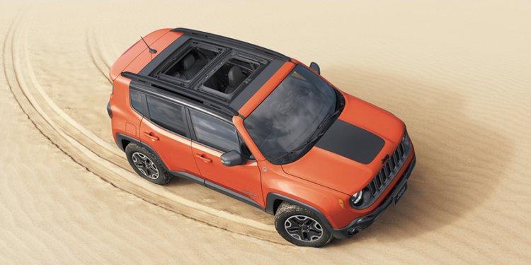 Noch mehr Vorteile für das Modelljahr 2018! Jeep® Renegade: Mehr Konnektivität, Funktionalität und noch attraktivere Preisvorteile für Kunden. Entdecken Sie die Möglichkeiten - auch bei Autohaus Bernegger in der Kastenau.
