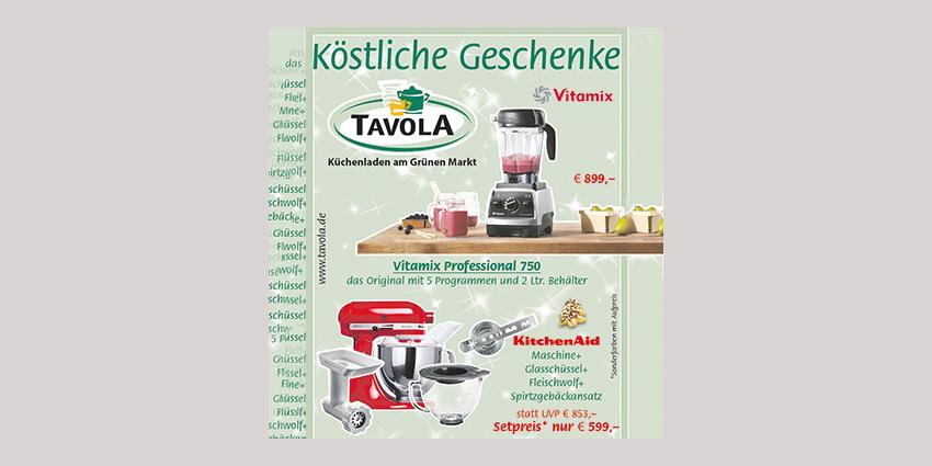 Bunte Kuchenhelfer Zu Weihnachten Kostliche Geschenke Bei Tavola