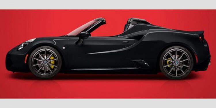 Alfa Romeo Spider Autohaus Bernegger