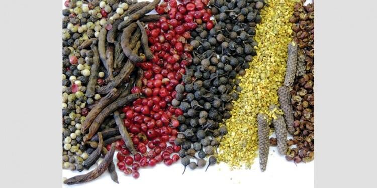 Szechuan Pfeffer Küche Rezept