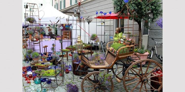 Blumen und Gartenmarkt in Rosenheim