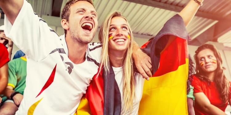 Gewinnspiel Deutschland - Ukraine