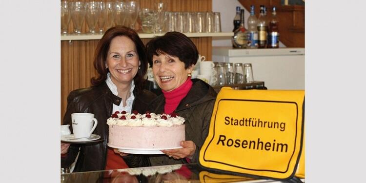 Sonderstadtführung Rosenheim Gschichtn und eine süße Sünd