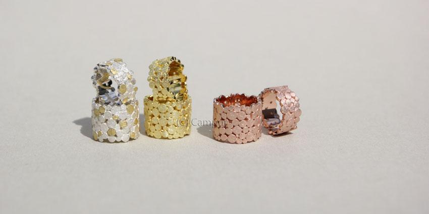 Gold, Silber und Rosé Schmuck mit Charme bei Nina Kraudzun