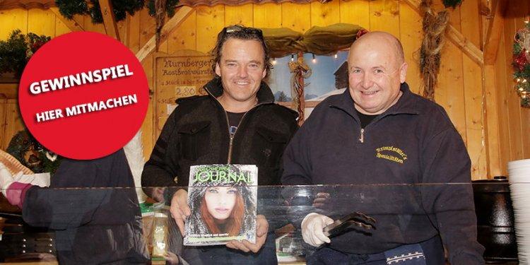 Familie Krimplstötter verlost 25 Gutscheine für den Rosenheimer Christkindlmarkt