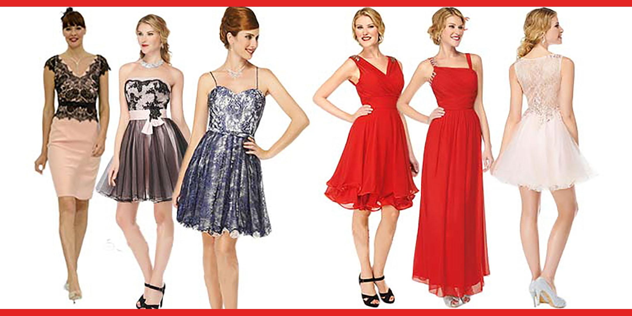 Ihr Kleid für jede Gelegenheit finden Sie im Brautparadies
