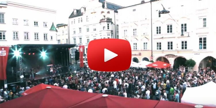 Stadtfest Rosenheim 2017 23.06.2017 bis 25.06.2017
