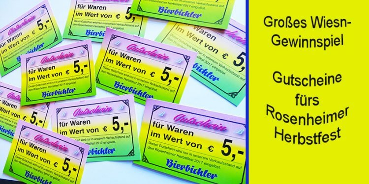 Fischbraterei Bierbichler - Gutscheine sichern!