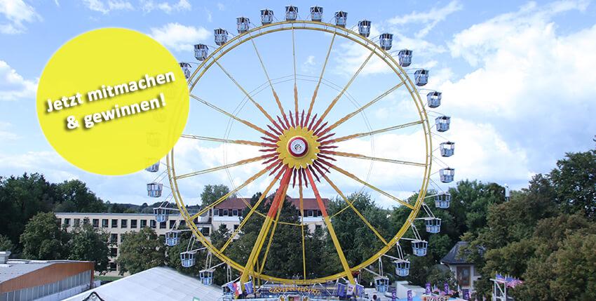 Wir verlosen 20 Gutscheine für die Backstube Krems für das Rosenheimer Herbstfest. Jetzt mitmachen und Wertgutscheine, Krapfen und Waffeln gewinnen.