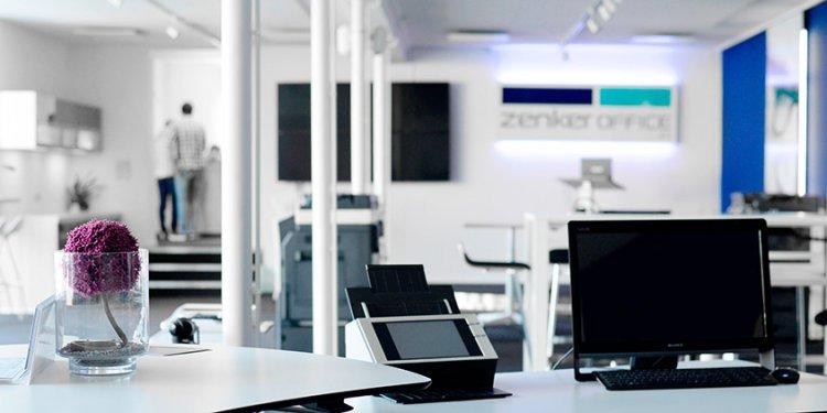Lernen Sie die ZENKER OFFICEKULTUR kennen. Entweder direkt bei ZENKER in Rosenheim bei einem Coffee to Show oder online unter www.zenker-office.de. Außerdem können Sie Ihre Büromöbel bis zu vier Wochen gratis testen. Jetzt informieren.