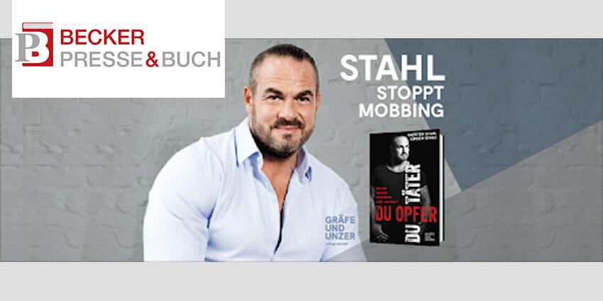 Du Täter Du Opfer Anti Mobbing Buch Von Carsten Stahl