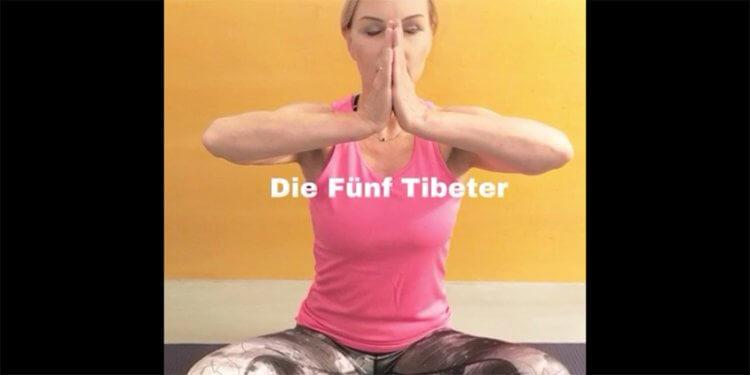 Die 5 Tibeter. 5 einfach Übungen, die unseren Kreislauf und Körper in Schwung bringen. Verena Mitter verrät in Ihrem Ernährungsblog wie´s funktioniert und wie Sie diese Übungen ganz einfach in Ihren Alltag einbauen können!