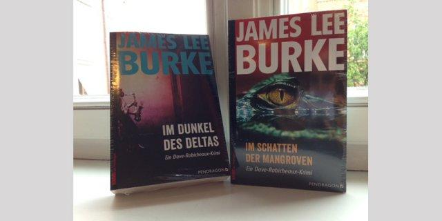 """Machen Sie jetzt mit und gewinnen Sie einen der beiden Bestseller """"IM SCHATTEN DER MANGROVEN"""" und """"IM DUNKEL DES DELTAS!"""""""
