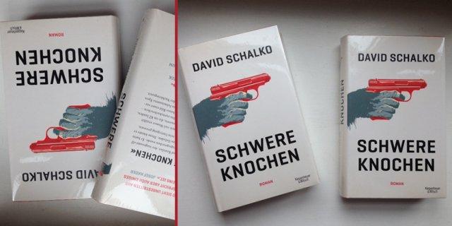 """Gewinnspiel """"Schwere Knochen"""": Die Wiener Unterwelt der Nachkriegszeit"""
