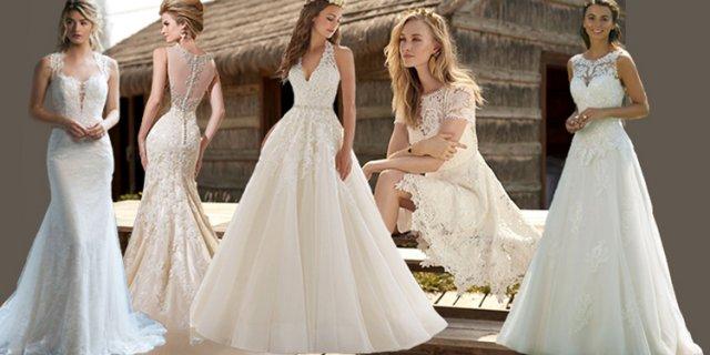 Entdecken Sie die Brautmode 2018 im Brautparadies Rosenheim