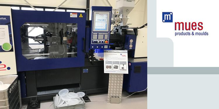 Mues Products & Moulds unterstützt größten Spritzgießmaschinenhersteller der Welt